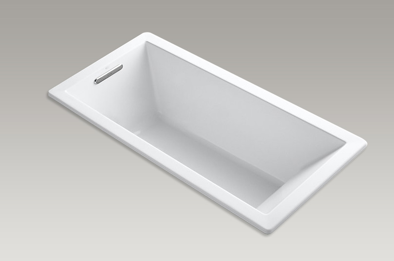 Underscore® drop-in VibrAcoustic® bath